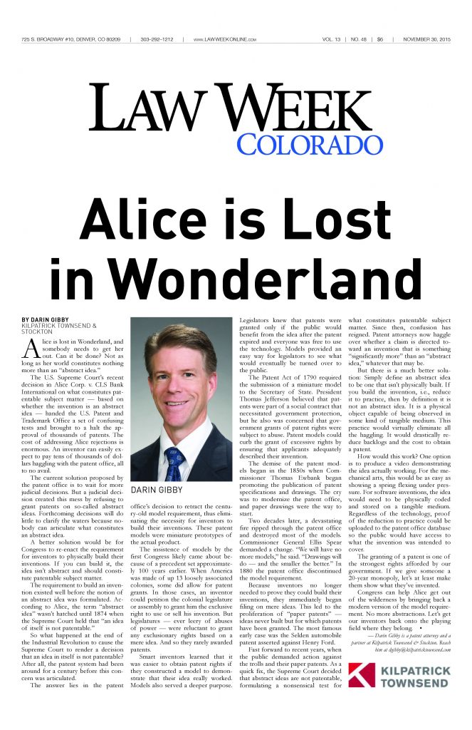 Alice Lost in Wonderland